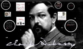 Copy of Claude Debussy was born