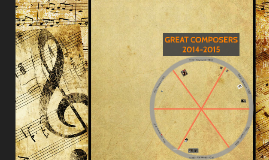 Great Composers 2014-2015