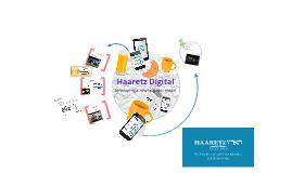 Haaretz business model