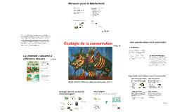 Écologie de la conservation