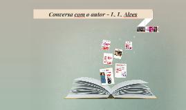 Conversa com o autor - L. L. Alves