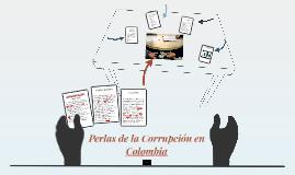 La Corrupción en Colombia