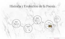 Copy of Historia y Evolución de la Poesía