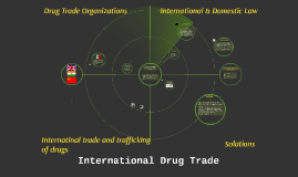 International Drug Trade