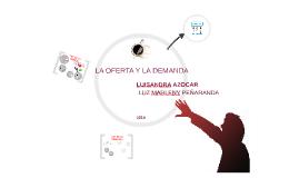 """Copy of Exposición """"Teoría de la Oferta y Demanda"""""""