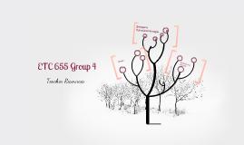 ETC 655 Group 4 Teacher Resources