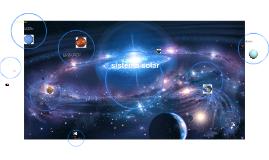 Maravilloso mundo del sistema solar