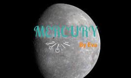 Mercury ~ By Eva