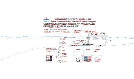 Controle Antigolfadas na produção de petróleo por GasLift