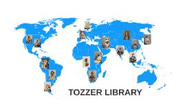 Tozzer Library Ethnographic Portraits