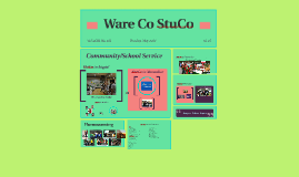 Copy of Ware Co StuCo