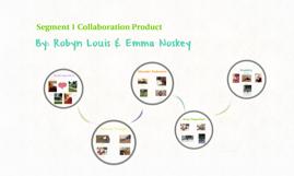 Segment 1 Collaboration Product