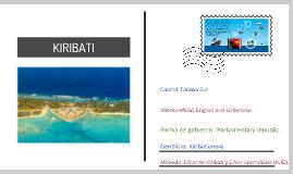 REPUBLICA DE KIRIBATI - PAPUA NUEVA GUINEA