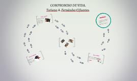 COMPROMISO DE VIDA.