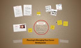 (ImaginePhD) Planning Your Career Development