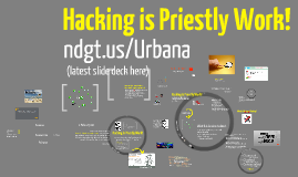 Hacking is Priestly Work!