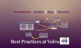 Best Practices at Volvo