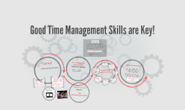 Good Time Management Skills are Key!