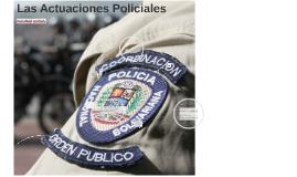 Diosimar ACTAS POLICIALES