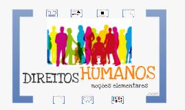 Direitos Humanos: noções elementares