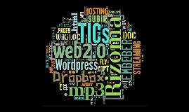 Copy of TICs orientadas a la WEB 2.0