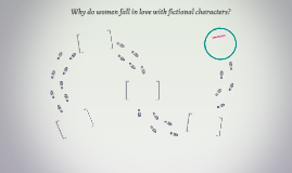 Why do women fall in love with fictional characters?