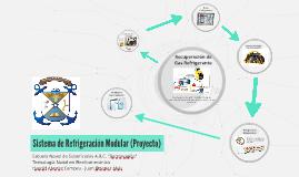 Sistema de Refrigeración Modular