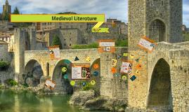 Copy of Medieval Literature