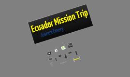 Organizing a School Sponsored Mission Trip