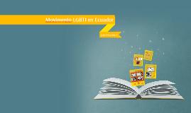 Movimento LGBTI en Ecuador