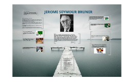 jerome seymour bruner essay A major theme in the theoretical framework of bruner is that learning is an active process in which learners construct new ideas or concepts.
