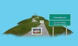 Internship 2014