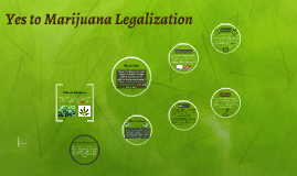 Yes to Marijuana Legalization
