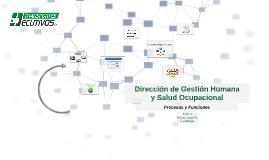 Gestión Humana y Salud ocupacional