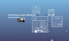 Educating emergent bilinguals: Assessments