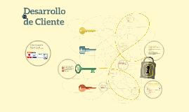 Desarrollo de Cliente