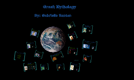 Copy of Greek Mythology