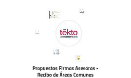 Copy of Tipos de Servicios