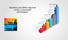 Shift leader Role