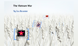 Copy of The vietnam war