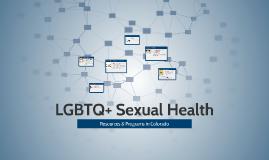 LGBTQ+ Sexual Health