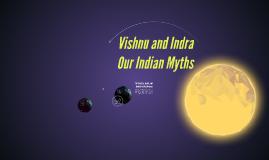 Vishnu and Indra