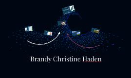 Brandy Christine Haden