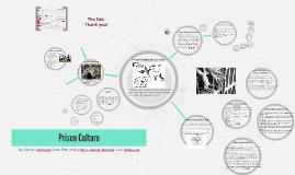 Prison Culture