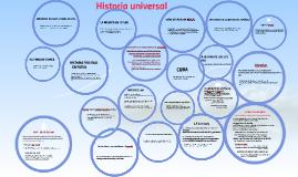 Historia universal