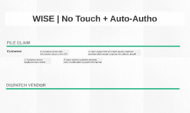 WISE | No Touch + Auto-Autho