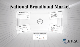 Broadband Market & Role of NTRA