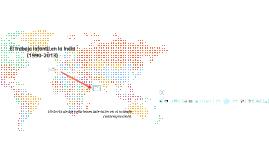 El trabajo infantil en la India (1990-2013)
