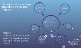 INTEGRATIVE TEACHING METHOD