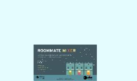 Roommate Mixer 20171215